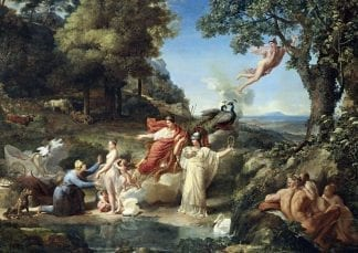 Athena Goddess pics in The Judgment of Paris