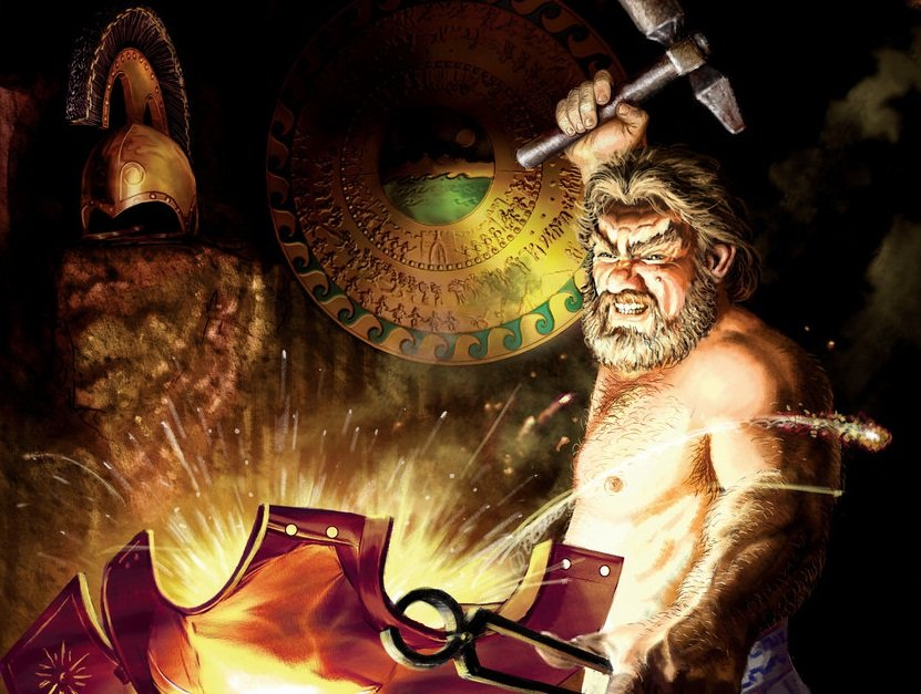 Hephaestus The Blacksmith Of Gods