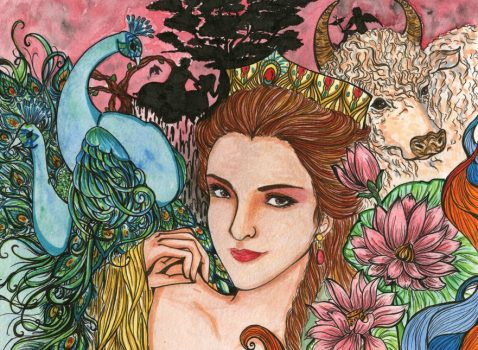 Hera, The Goddess of Women and Marriage