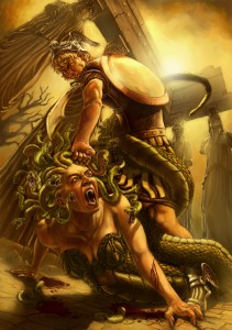 Perseus, the Great Greek Hero and the King of Mycenae
