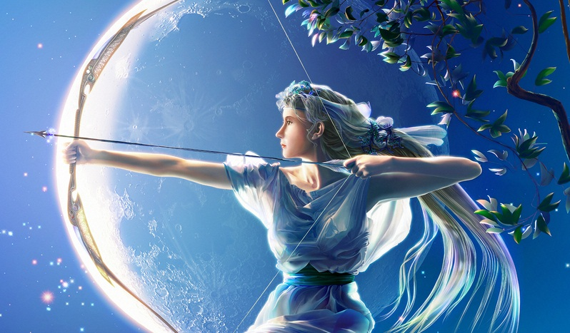 Artemis The Goddess Of The Wilderness