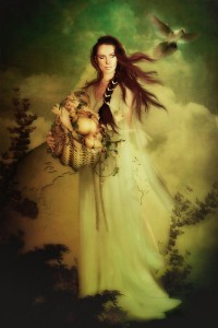 Demeter, the Goddess of Agriculture and Fertility in Greek Mythology