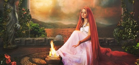 goddess hestia pics