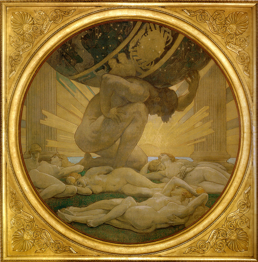 atlas and hesperides pics