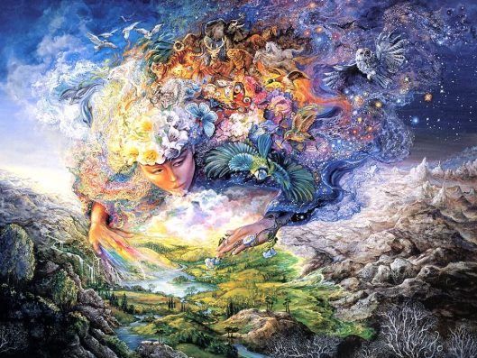 Gaia, Mother Earth, the Mother of All