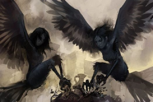 What is a Harpy?