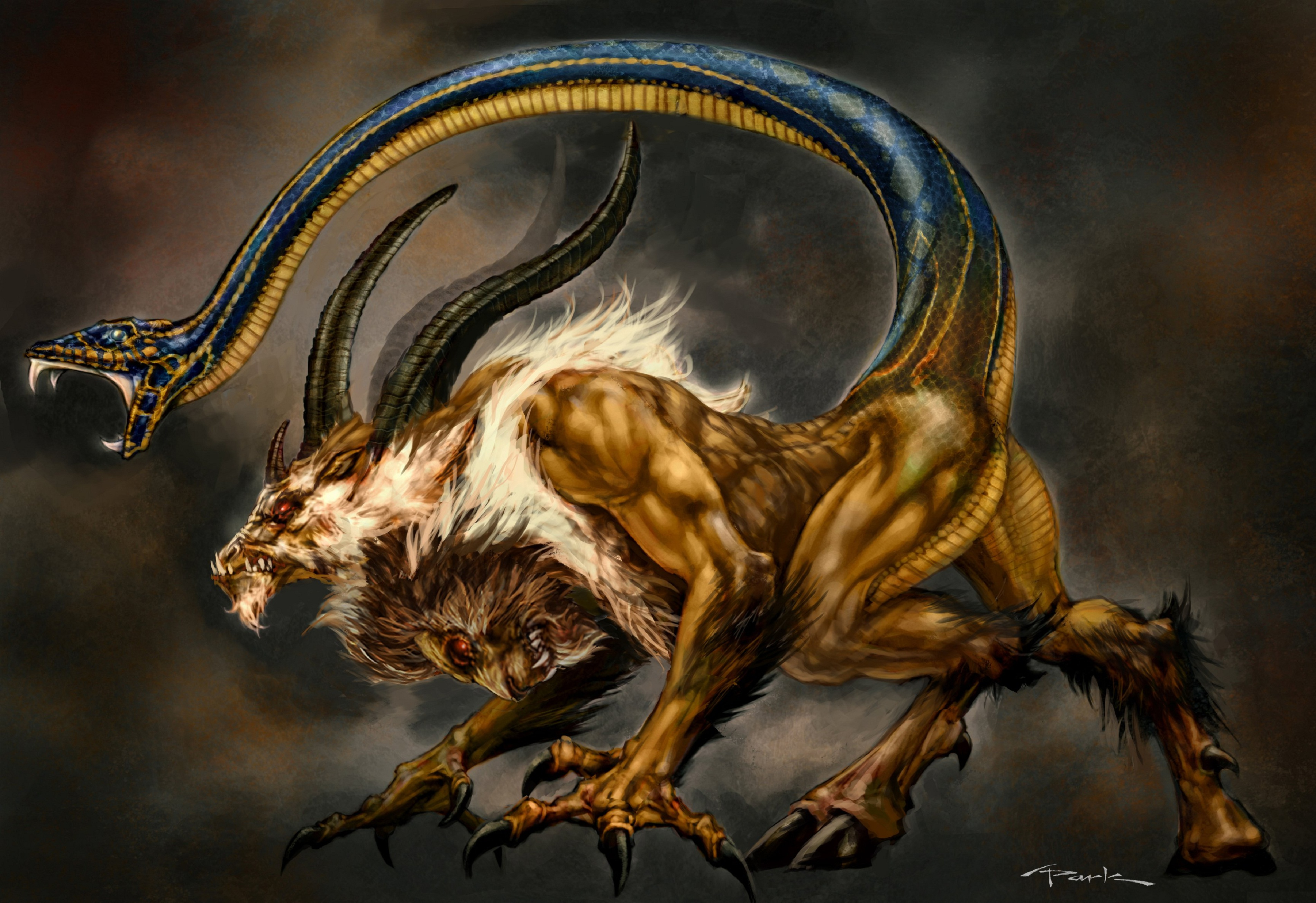 chimera mythology