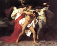 furies, erinyes greek mythology