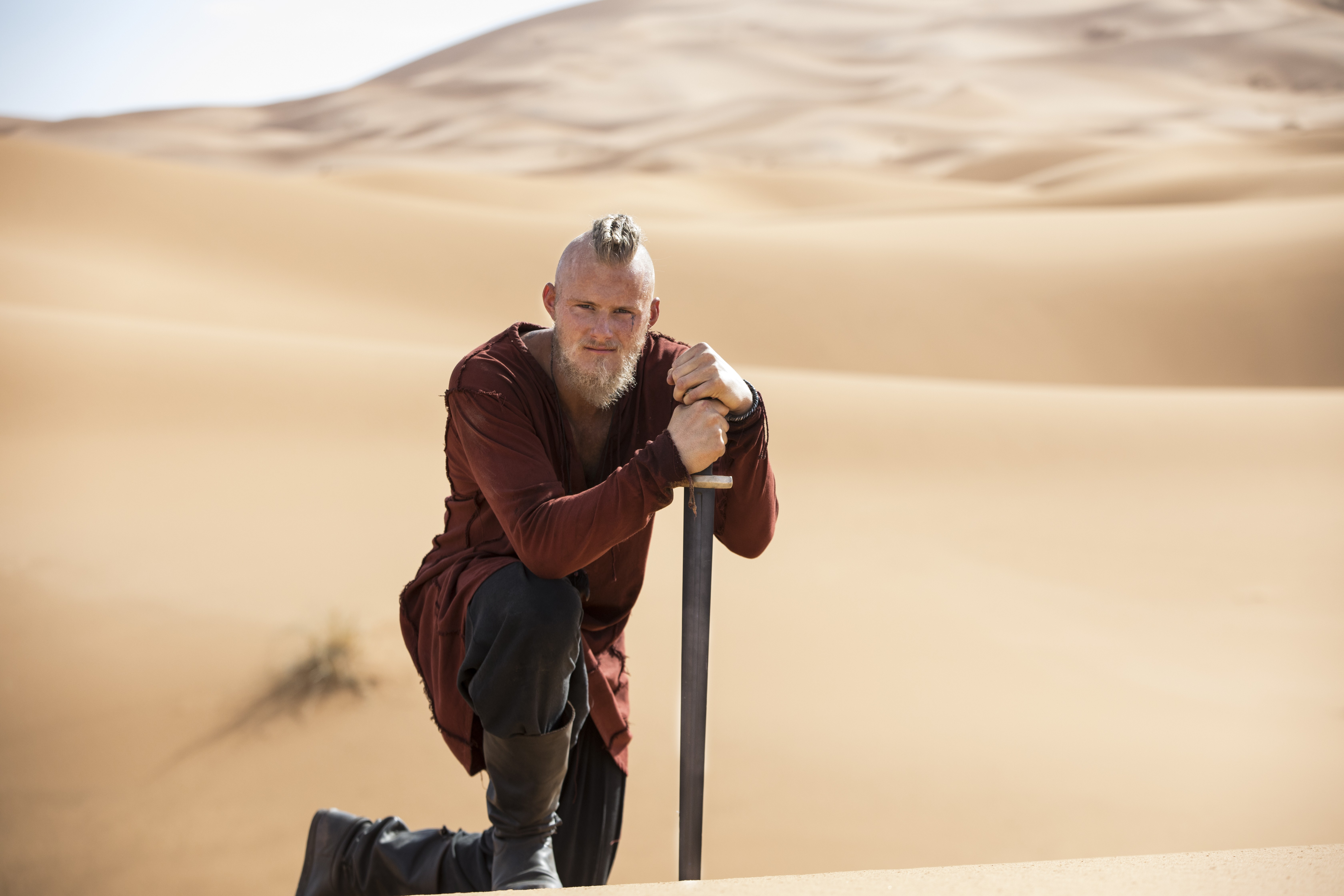 Bjorn Ironside Jarnsida Ragnarsson Ragnar Lothbrok's Son Vikings