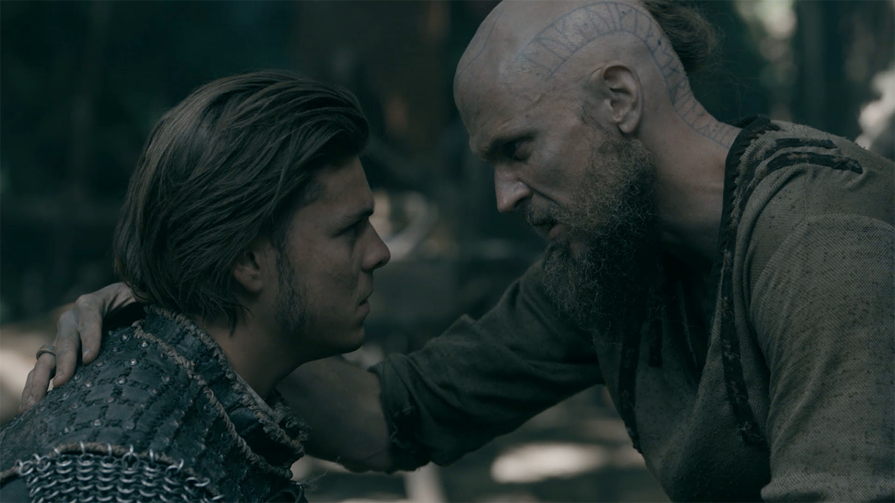 Ivar the Boneless Floki Vikings