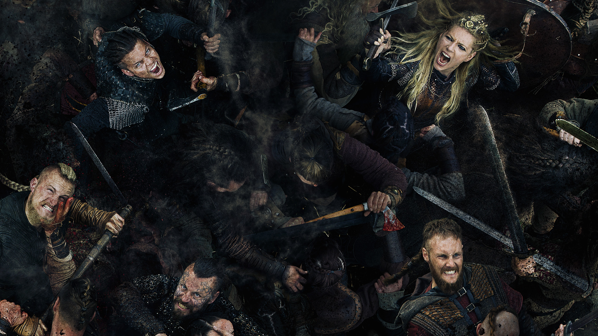 Ivar the Boneless Ragnar Lothbrok's Son Kills Lagertha or Not Vikings
