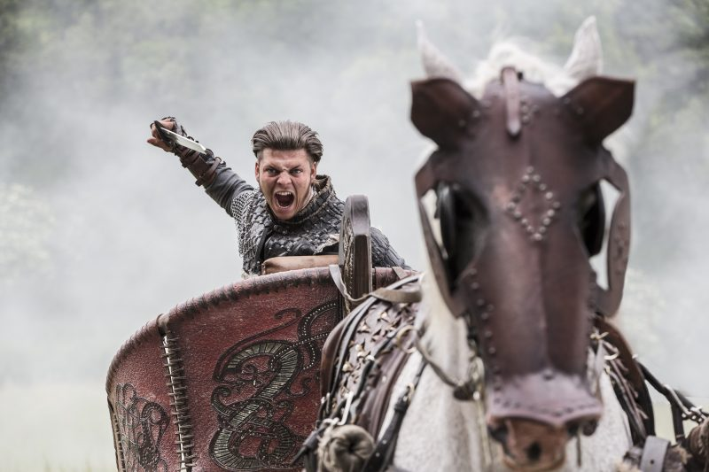 Ivar the Boneless Vikings, Ragnar Lothbrok's Son
