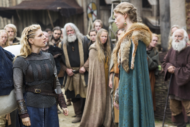 Lagertha the Shieldmaiden, Ragnar Lothbrok's Wife 10