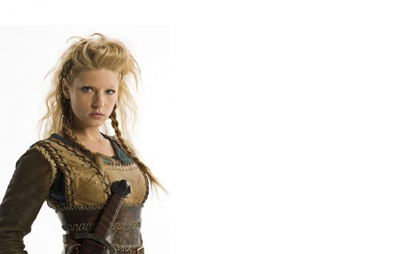 Lagertha Lothbrok Shieldmaiden Vikings