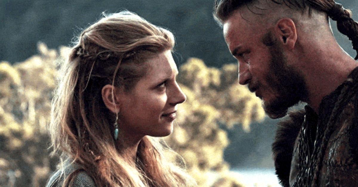 Lagertha the Shieldmaiden, Ragnar Lothbrok's Wife 7