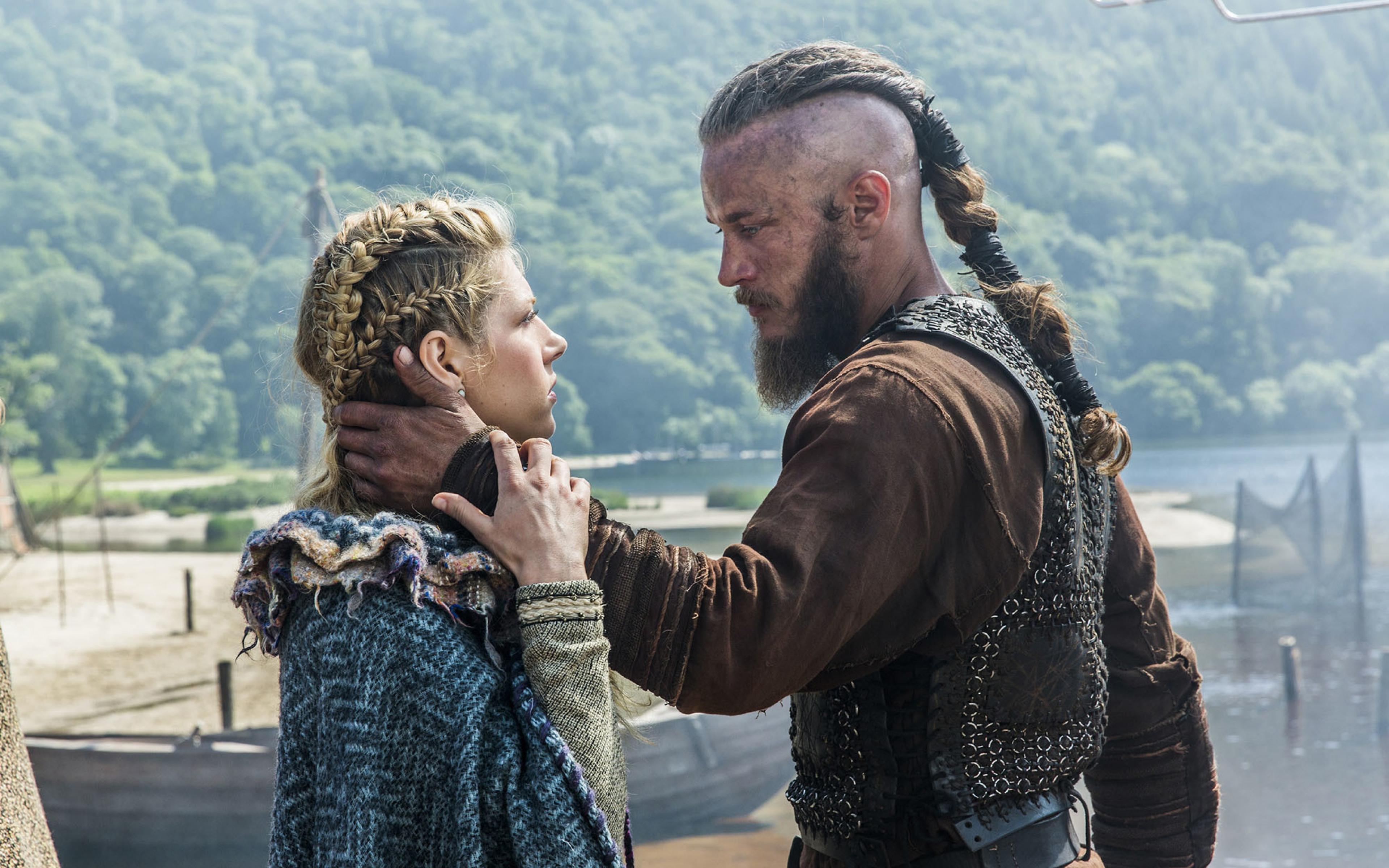 Lagertha the Shieldmaiden, Ragnar Lothbrok's Wife 3