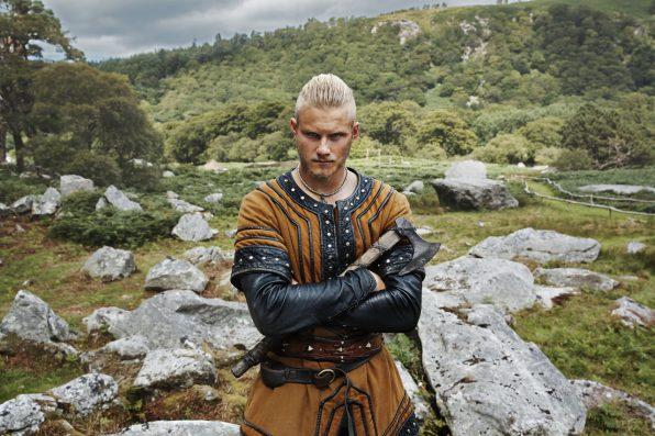 Bjorn Ironside, Ragnar Lothbrok's Son