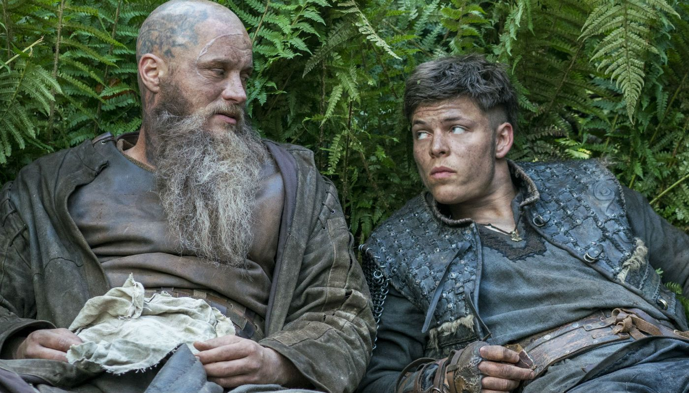ivar the boneless ragnar lothbrok's son history vikings
