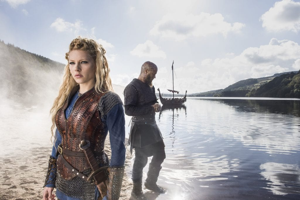 lagertha and ragnar lothbrok