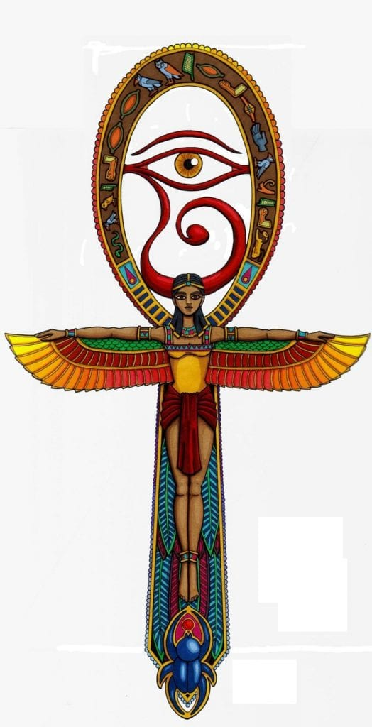 Ankh, Egyptian Symbol of Life and Immortality and Its Meaning