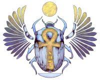 scarab symbol