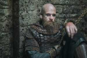 Floki Vikings the Boatbuilder