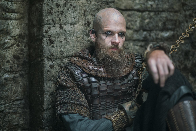 real floki vikings raven hrafna fl ki vilger arson