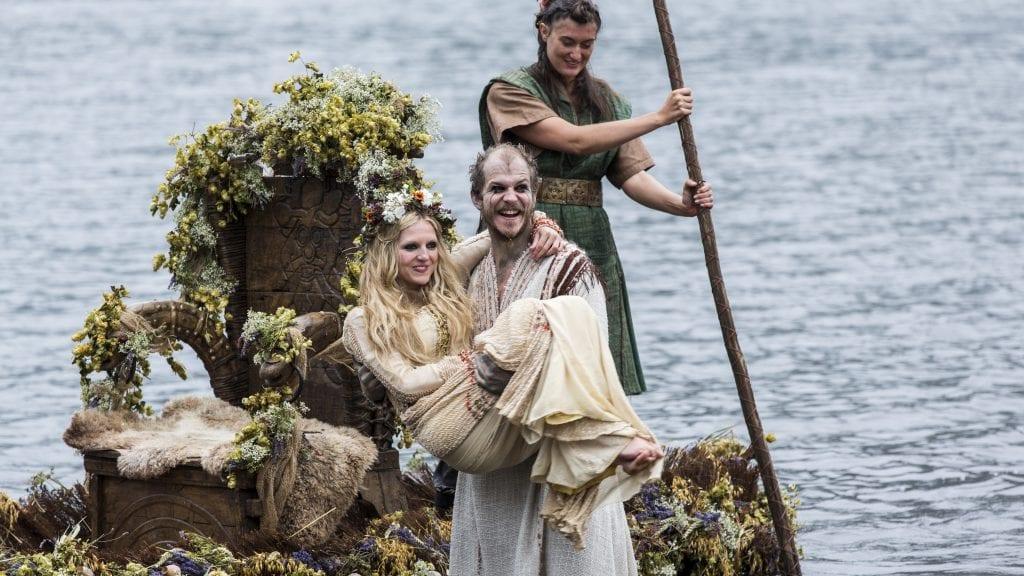 Real Floki (Vikings), Raven/Hrafna-Flóki Vilgerðarson