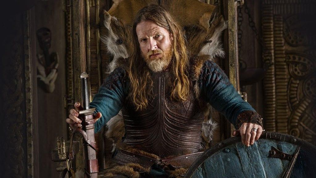halfdan vikings fan fiction