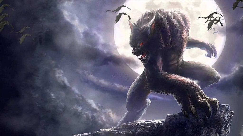 Extrêmement Loup Garou (Rougarou): The Cajun Legend - Mythologian.Net ZB39