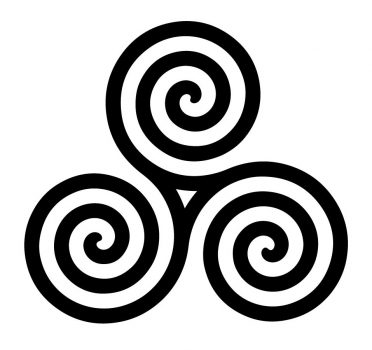 Triskelion/Triskele Symbol – The Celtic Spiral Knot and Its Meaning