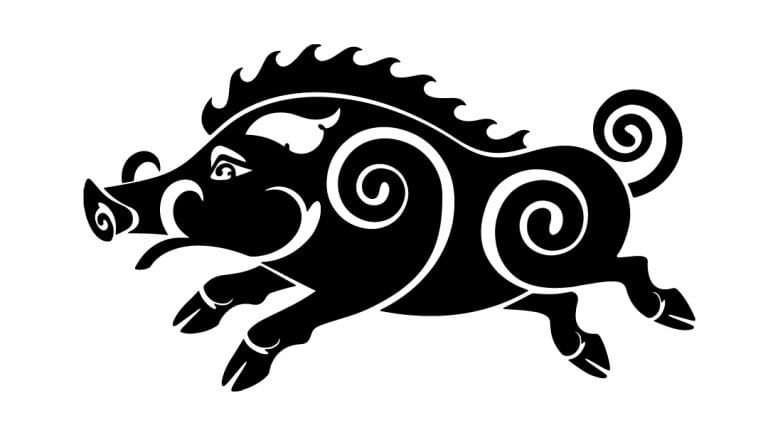 Ares Symbol Boar 9428836 Scarsezefo
