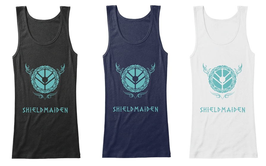 Shieldmaiden Lagertha T Shirts Hoodies And Tank Tops