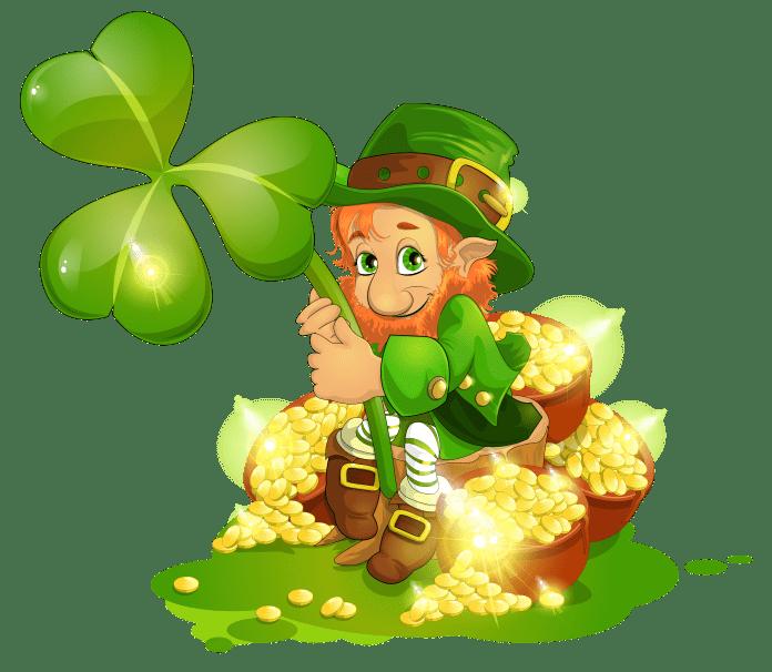 Leprechaun Irish Symbols