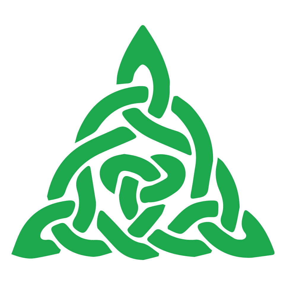 Triquetra the celtic trinity knot symbol and its meaning however that symbols dual nature can be further expanded so it incorporates three interlocking curved edge shapes this design is sometimes found on biocorpaavc