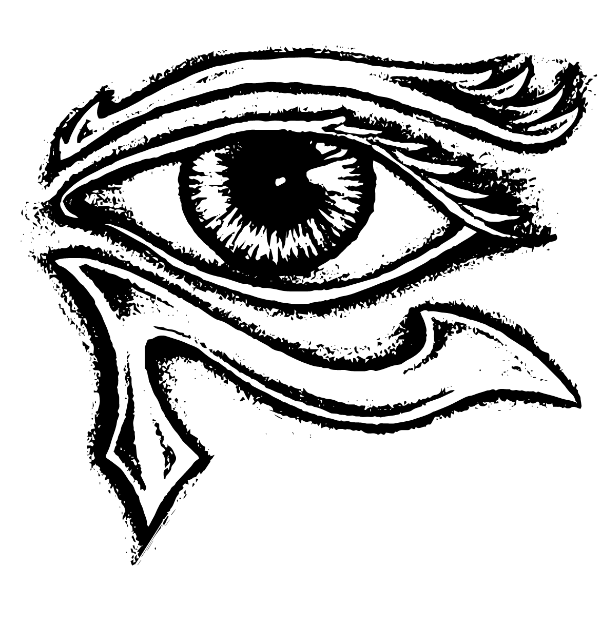 the eye of horus the egyptian eye and its meaning