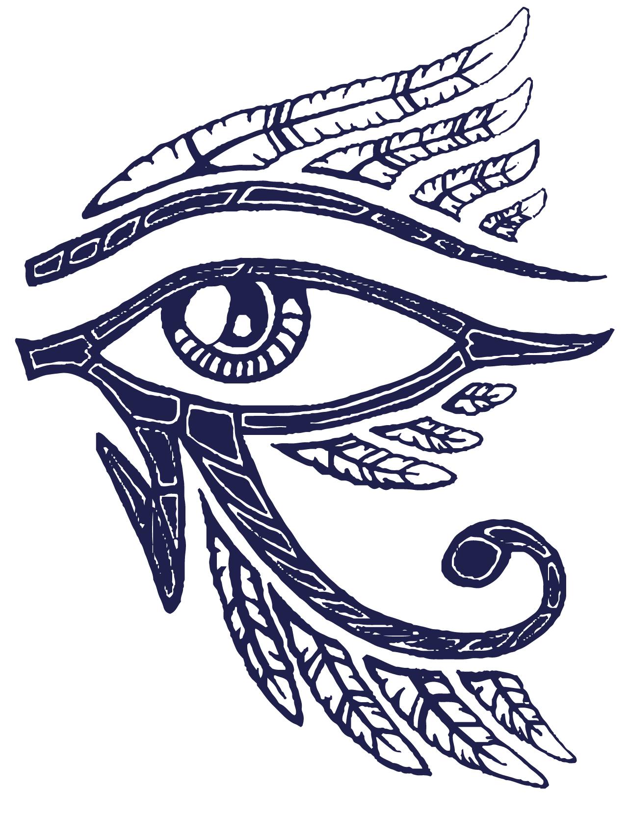 The eye of horus the egyptian eye and its meaning mythologian horus than sets out to avenge the murder of his father and confronts his uncle the two gods battled each receiving significant injuries horus lost his biocorpaavc