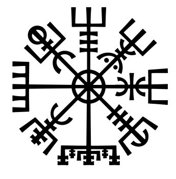 Vegvisir, The Symbol of Guidance and Protection & Its Meaning – The Viking Compass/Runic Compass