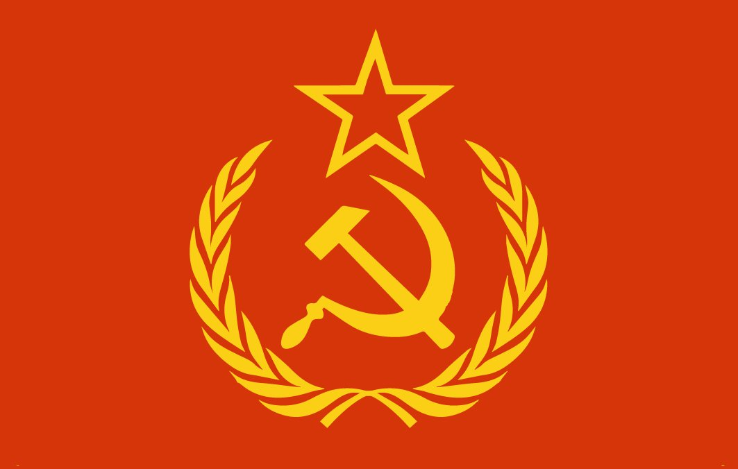 Hammer and Sickle, Soviet Union's / USSR's Symbol and Its Meaning