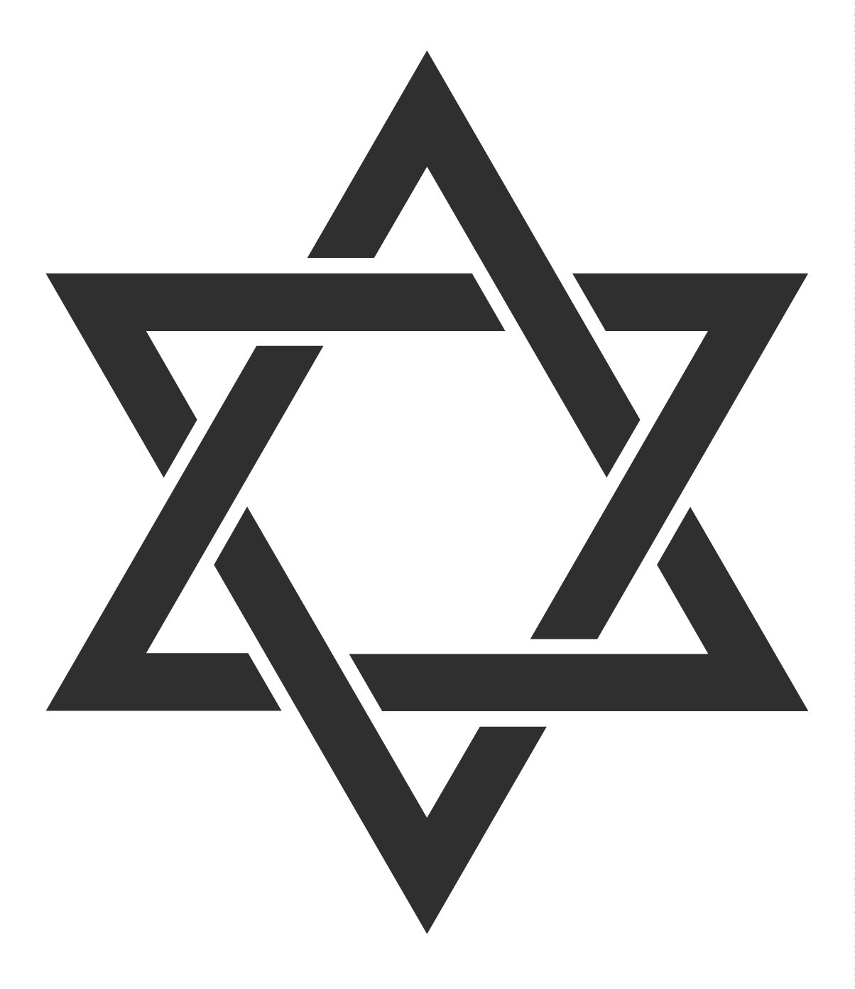 Star Of David Symbol, Judaism Religious Symbols And Their Meanings By Mythologian