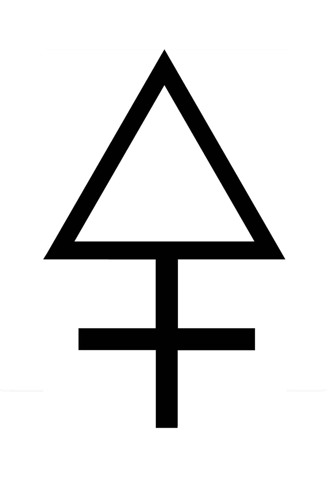 Although There Were No Resources Mentioning This Symbol Being Used To Represent Satan Before For
