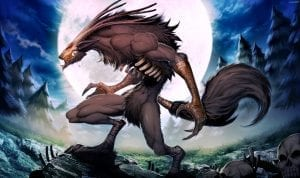 Loup Garou (Rougarou): The Cajun Legend - Mythologian Net