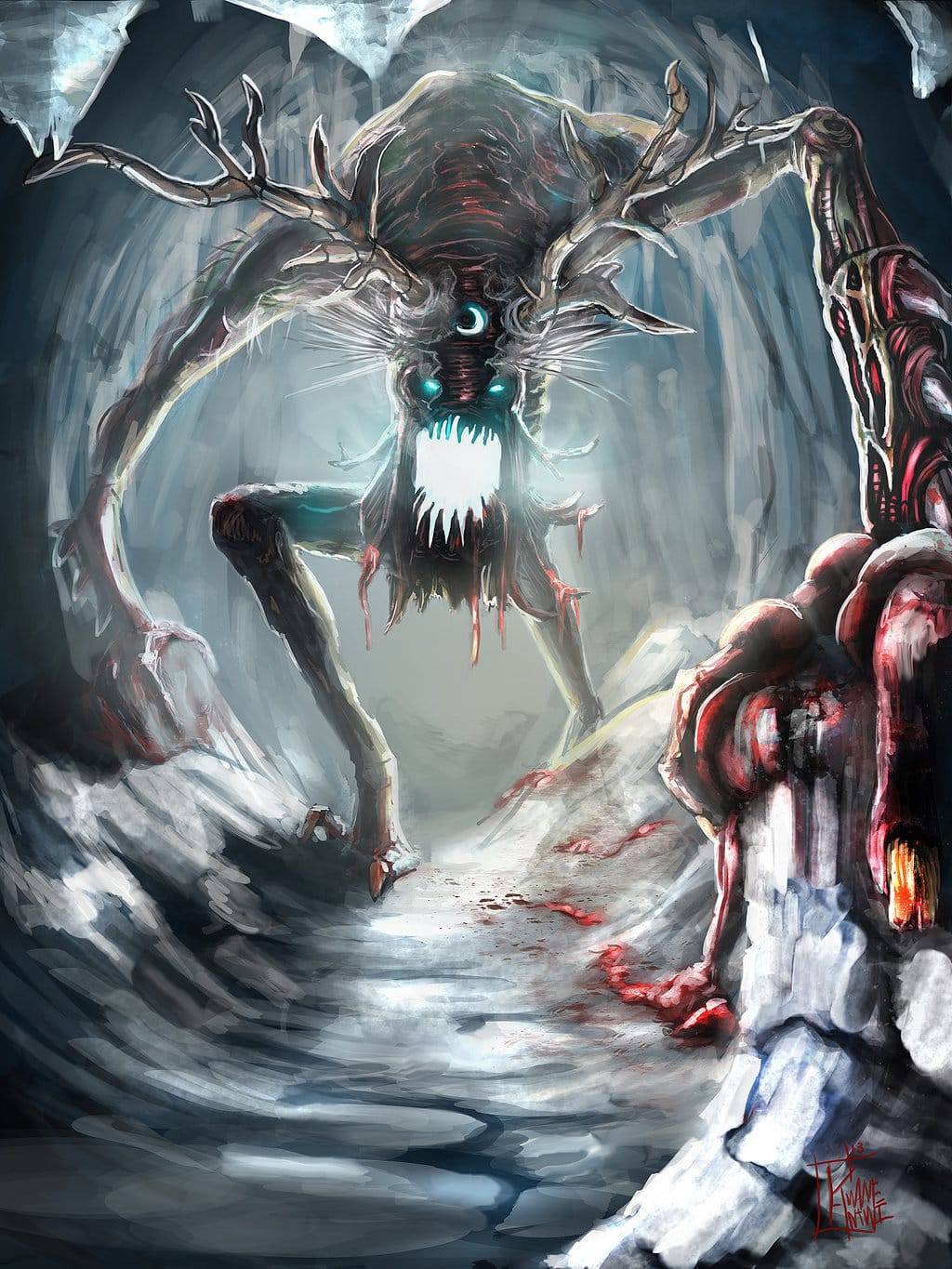 Wendigo, The Mythical Creature, The Legend and Its Origin 2