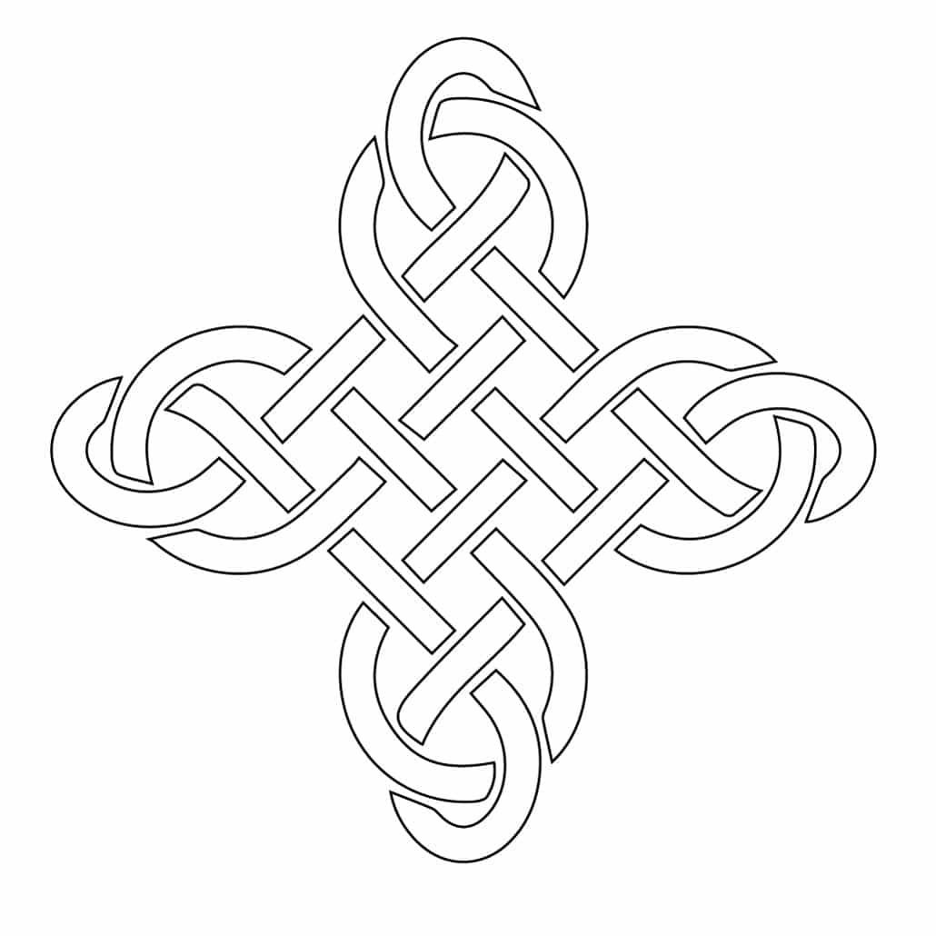 The Celtic Knot Symbol And Its Meaning Mythologian