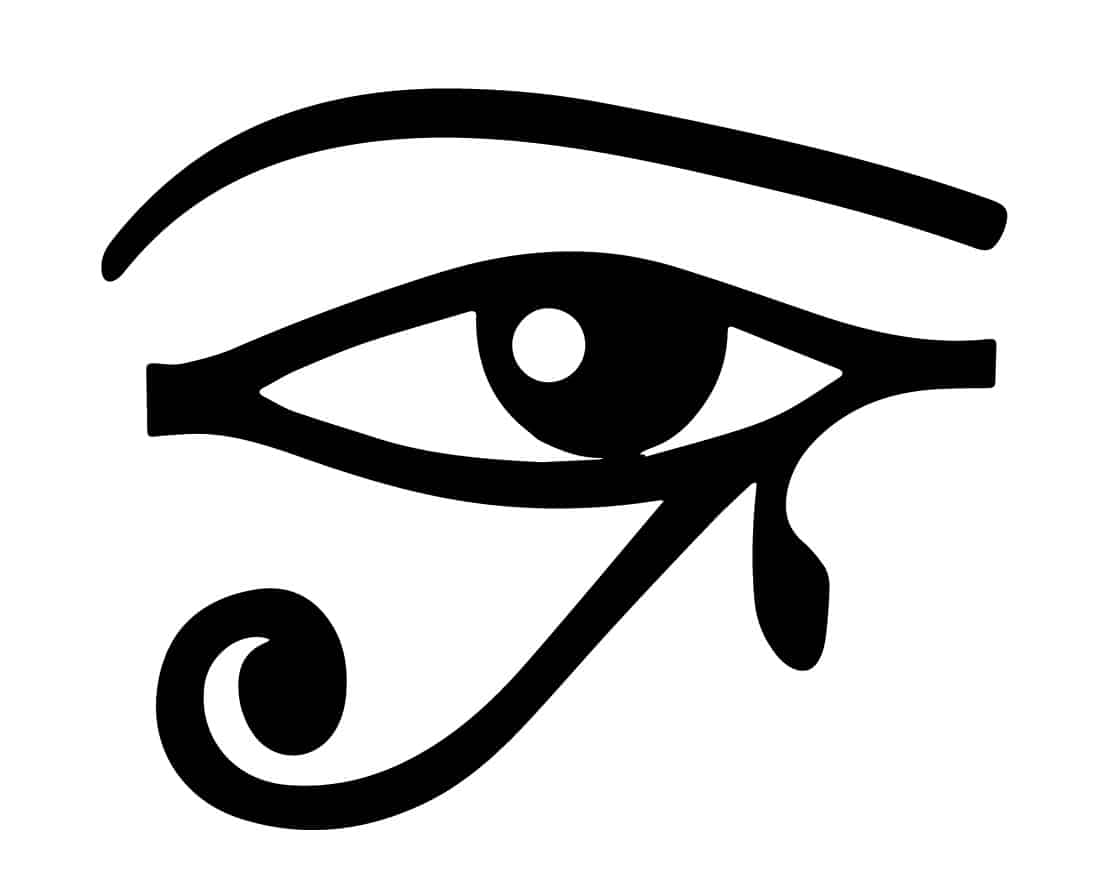 The eye of ra rerah ancient egyptian symbol and its meaning the difference is the eye of ra symbol is drawn as a right eye while the eye of horus is drawn as horus left eye biocorpaavc