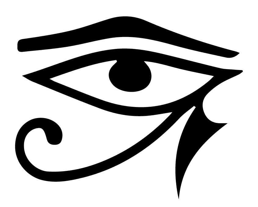 Egypt Eye Of Ra