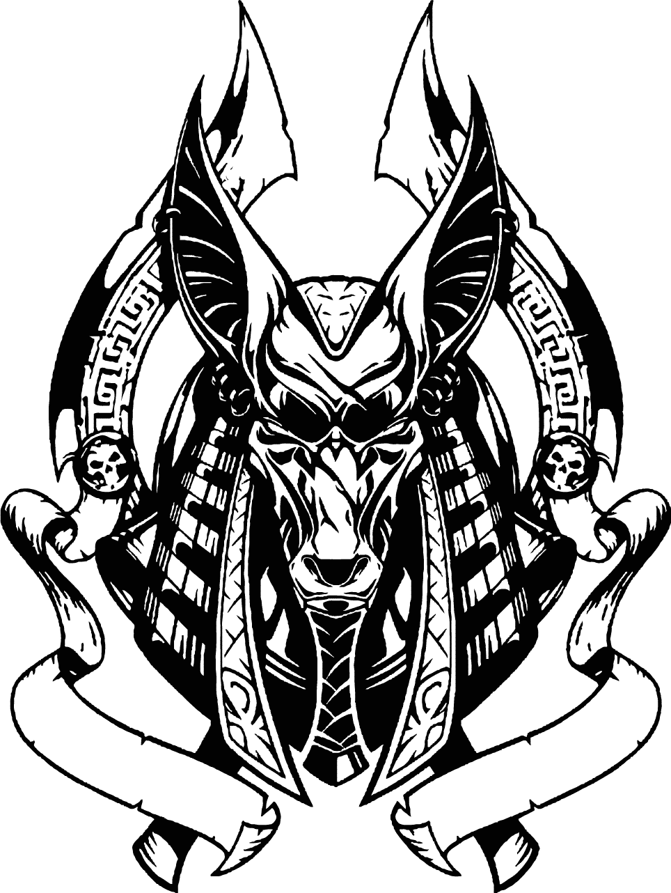 Anubis, Egyptian God of Afterlife - The Patron God of Lost Souls in Egyptian Mythology