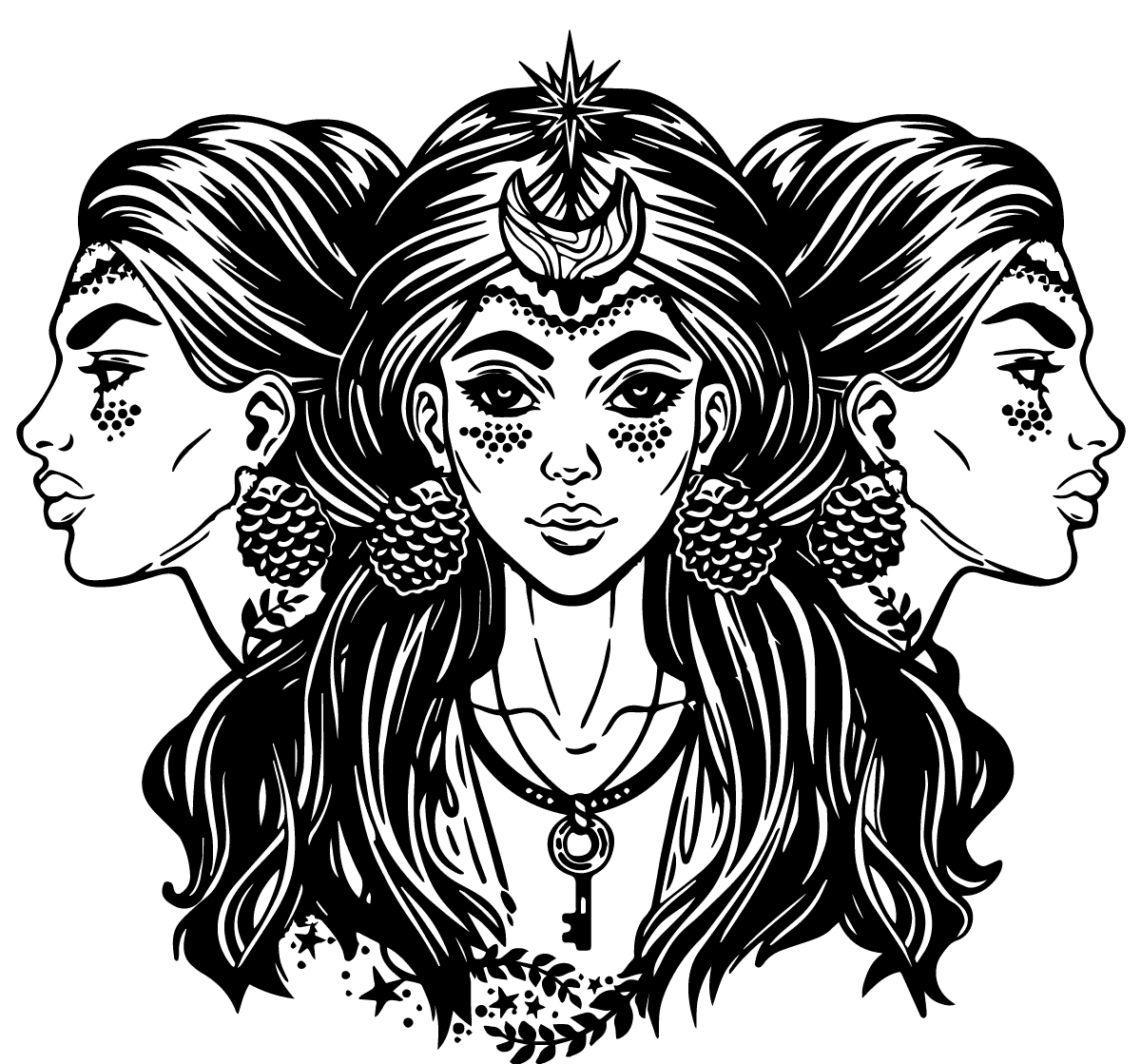 Hecate Greek Goddess Of Magic And Witchcraft Hecate Myths And Facts