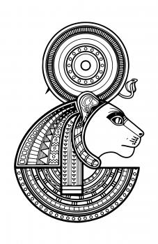 Sekhmet the Goddess of War, Destruction and Healing in Egyptian Mythology