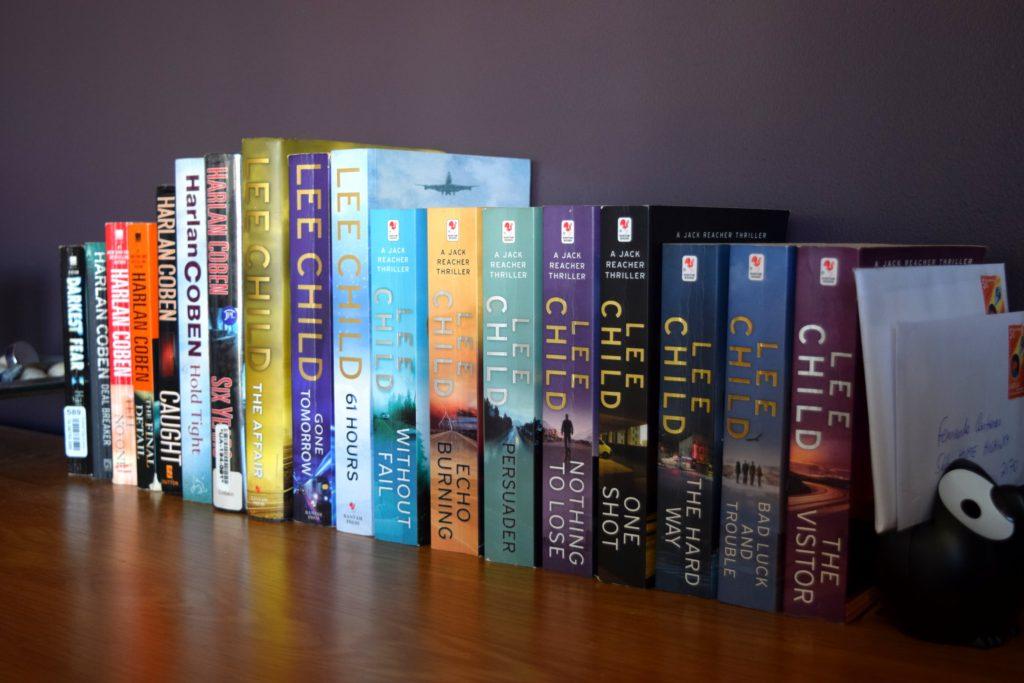 Jack Reacher Books in Order - Books Like Jack Reacher By Lee Child